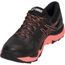 asics Gel-Fujitrabuco 6 G-TX Buty do biegania Kobiety czerwony